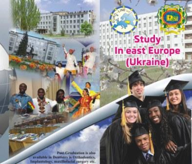 HIGHER EDUCATION FOR FOREIGNERS IN UKRAINE