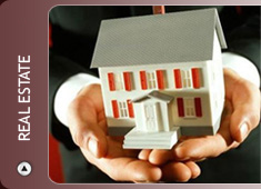 Sale of real estate and real property transactions support
